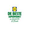 Beste supermarkt in groente en fruit