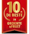 De beste supermarkt in groente & fruit