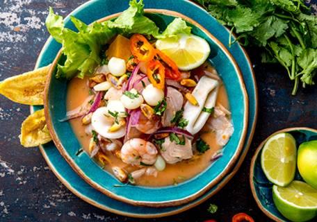Zuid-Amerikaanse recepten