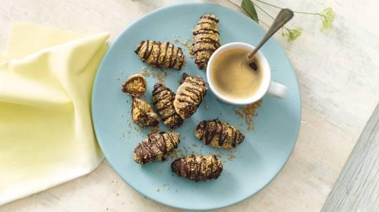 Cappuccino truffels