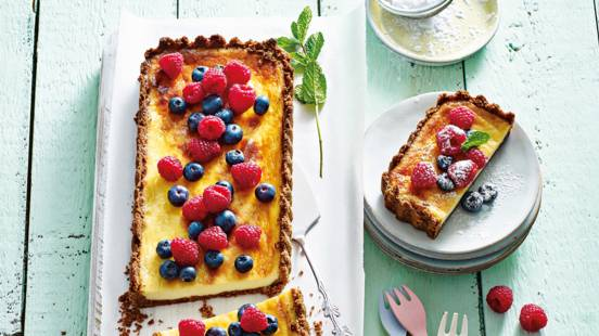 Lente cheesecake