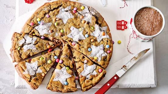 Cookies-taart