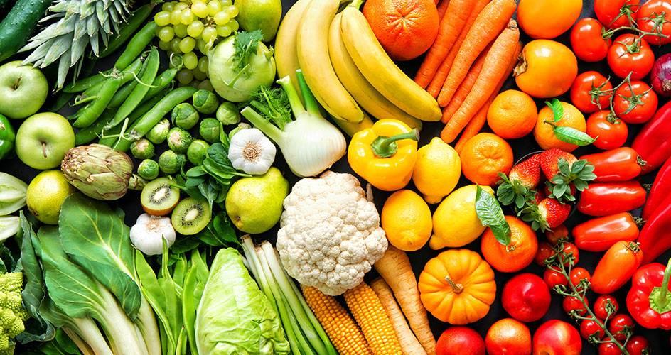 Groenten & Fruit Hero