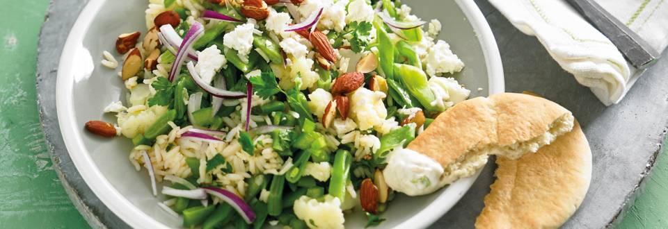 Snijbonen salade