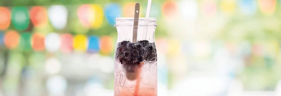 Very berry limonade