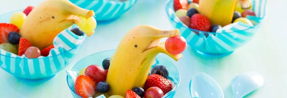 Bananendolfijnen