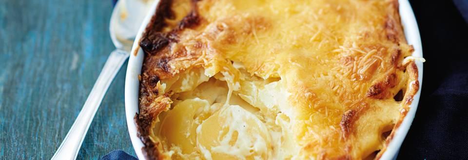 Sonja's aardappelgratin