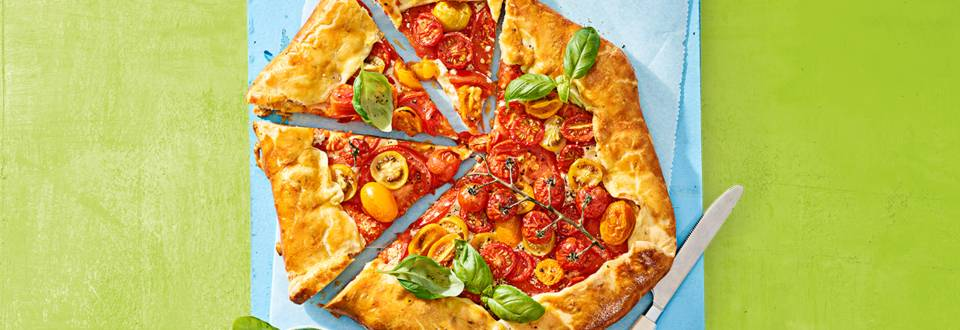 Hartige tomatengalette